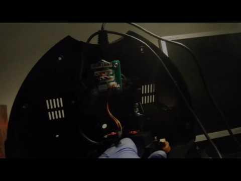 Replacing Thrustmaster Ferrari 458 Italia cord, and managing precision problems