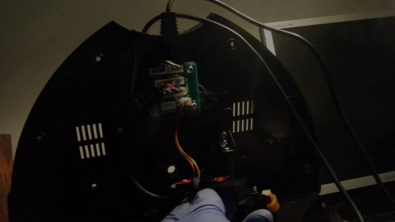Replacing Thrustmaster Ferrari 458 Italia Cord And Managing Precision Problems Youtube