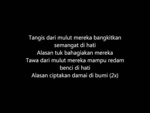 Last Child - Anak Kecil (Lyric)