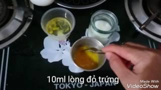 Làm bánh flan siêu đơn giản cho bé dưới 12 tháng nhu the nao