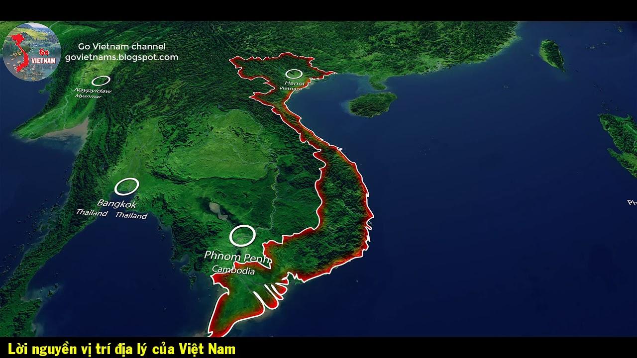 Lời nguyền vị trí địa lý của Việt Nam từ thuở xa xưa | Go Vietnam ✔