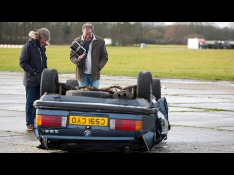 Top Gear UK - Funniest Moments Compilation #4 2017 [HD]