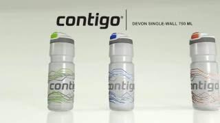 Спортивная бутылка Contigo Devon видеообзор(, 2016-09-05T12:43:10.000Z)