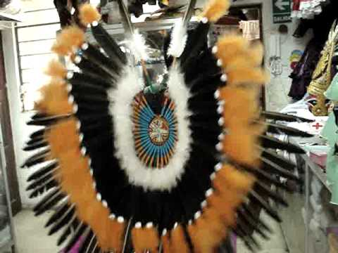 trajes de indios americanos en Perú - YouTube 53687de0c4e