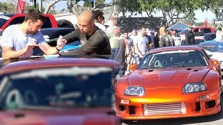 PRANKING EXOTIC CAR OWNERS at Car Show - Funny Pranks 2017