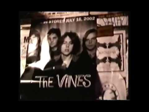 The Vines - Highly Evolved (Promotional Video) - Part 3