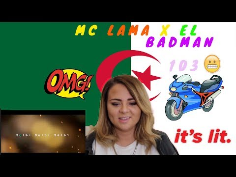 103 - EL BADMAN X MC LAMA REACTION| UK REACTION TO ALGERIAN RAP|