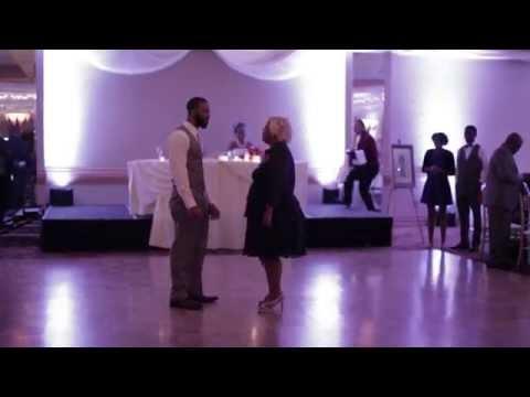 Mother-Son Dance - Boyce Wedding