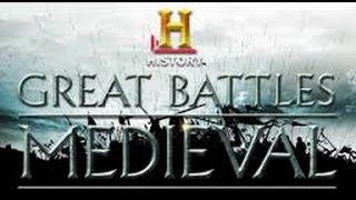 Arkon Rhys Plays...HISTORY Great Battles Medieval - Last English Mission PS3