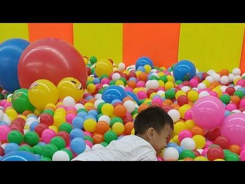 playground-warna-warni-ara-cute-,-almara-channel