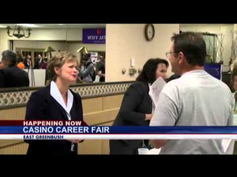 Job Fair Held for potential casino