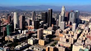 Los Angeles Aerial - Autumn 2013