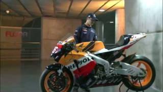 Las cinco motos de Dani Pedrosa