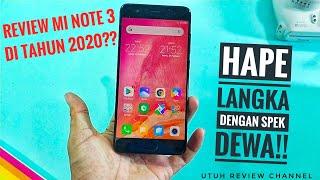 Unboxing Redmi Note 3 Tahun 2020 (Kalau mau beli redmi jadul ambil yang 3 atau note 3).