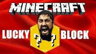 Şans Blokları Modu | Minecraft Türkçe Lucky Block | Bölüm 3
