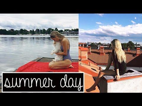 Perfect Summer Day in Oslo   Cornelia