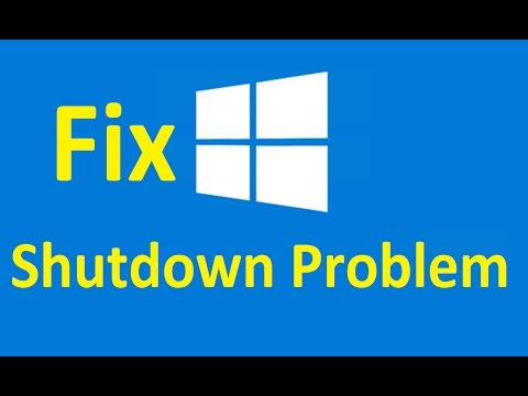 how to create a shutdown icon in windows 10
