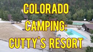 Colorado Camping - Cutty's Resort