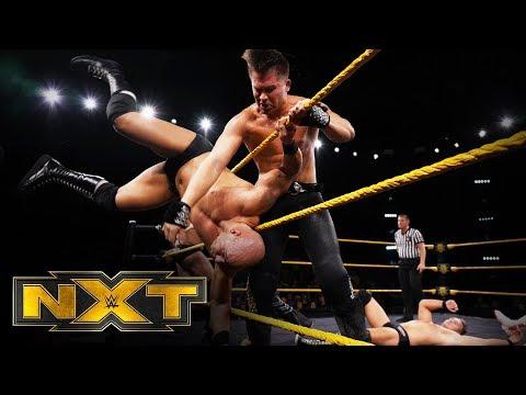 Kushida & Breezango vs. Imperium: WWE NXT, Sept. 25, 2019