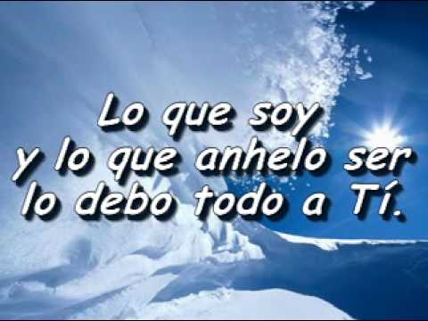a dios sea la gloria música y letra youtube
