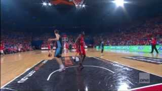 James Ennis Dunk off the Backboard - 6/12/2013 Thumbnail
