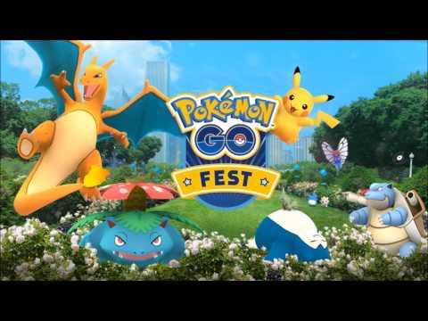Pokémon GO Fest 2017 Fail/Cringe Compilation