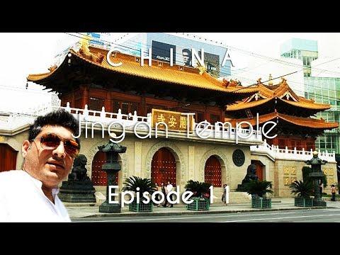 China Travel Guide | Jing'an Temple, Tianzifang & Shaoning Lu | Shanghai | Vacation Episode - 11/12