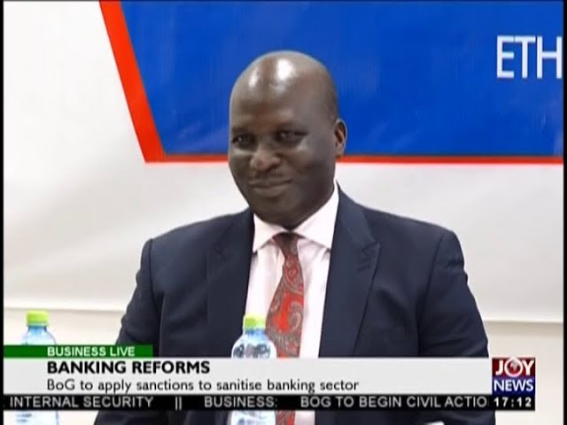 Business Live on JoyNews (16-8-18)
