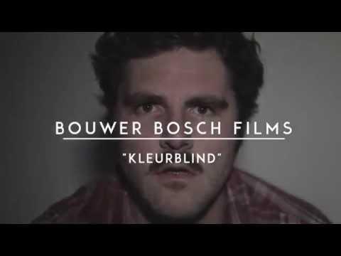 Bouwer Bosch – Kleurblind