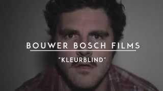 Bouwer Bosch - Kleurblind