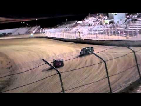 Jody Cornell Aztec Speedway 5-9-15 Heat 1