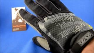 Обзор обновленных перчаток Mechanix Utility