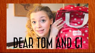 Dear Tom&Gi | The One When I Pack Thumbnail