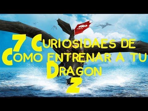 7 Curiosidades de Como Entrenar a Tu Dragon 2