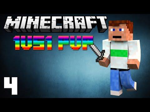 Fly Hacker erwischt? - Minecraft 1VS1 : #4 [Deutsch/HD]
