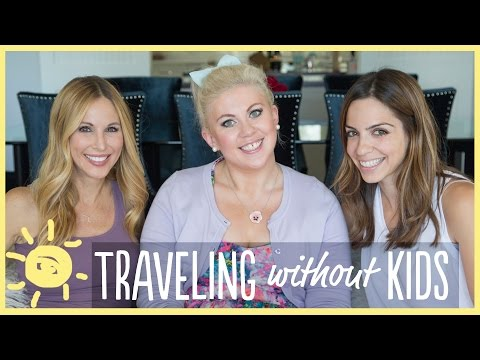 TIPS | Traveling WithOUT Kids (feat. Sprinkle of Glitter)