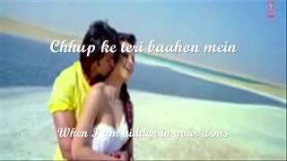 Dil tu hi bata_Krrish 3 Lyrics & English translationFull song ( Hrithik Roshan & Kangana Ranaut )