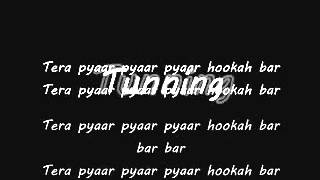 Hookah Bar lyrics