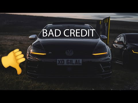Why you should AVOID 'Bad Credit Car Finance'