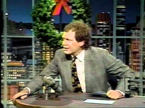 Texas Tornados, On Late Night With David Letterman, December 18th, 1990