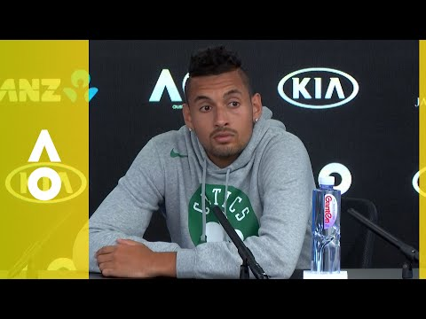 Nick Kyrgios press conference (3R) | Australian Open 2018