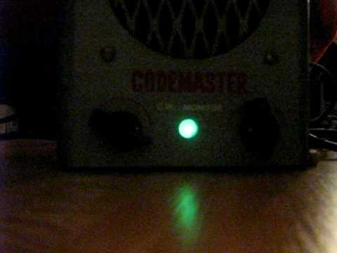 tube codemaster oscillator