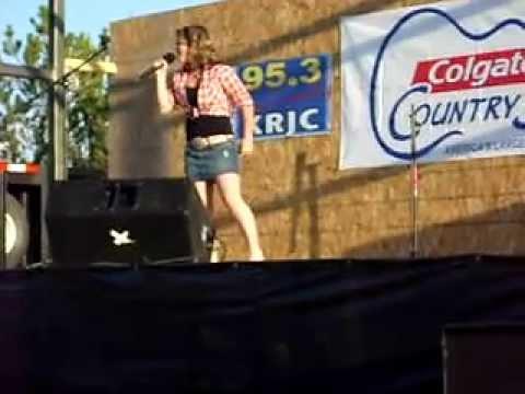 Age 14 Country Showdown Contestant