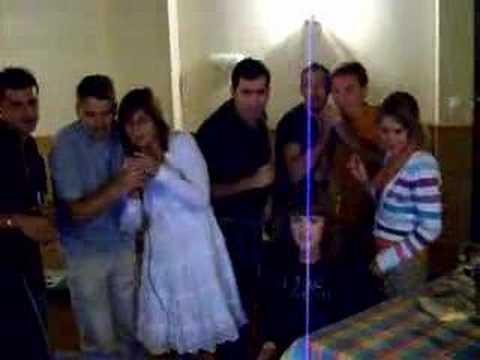 Karaoke familia Lozano 1