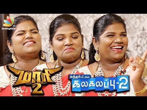 Karupu Kovaisarala - Nisha's huge entry into Kollywood | Interview | Maari 2, Kalakalappu 2 Movie