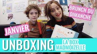 LA BOX BRUNCH (miam) PAR CHARLIE & KALINDI ! #Unboxing