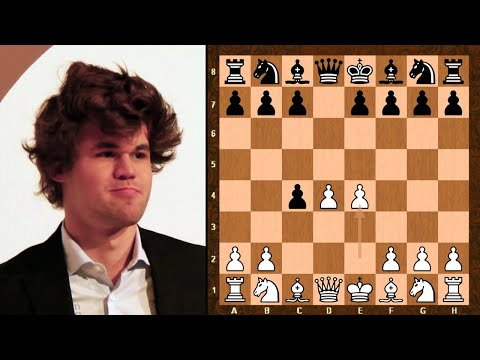 Outrageously Made-to-Look Easy Positional Chess || Magnus Carlsen  Vs Quang Liem Le || Rapid 2019