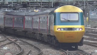 Trains at London Paddington | 03/01/2018