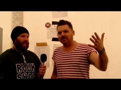 Rival Sons Interview Download Festival June 2013