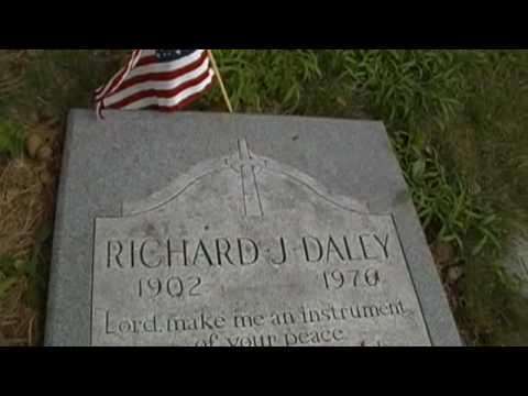 Richard J. Daley Grave